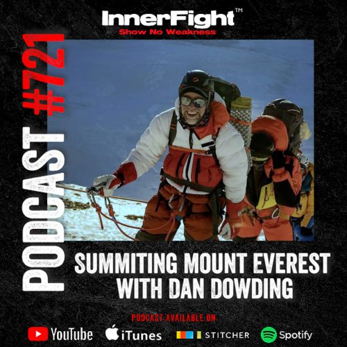 #721: Summiting Mount Everest with Dan Dowding