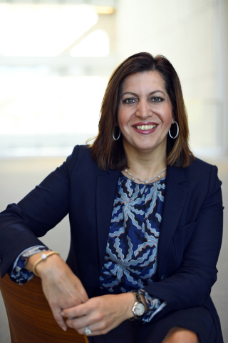 Yanela Frias, president, Prudential Group Insurance (Photo: Business Wire)