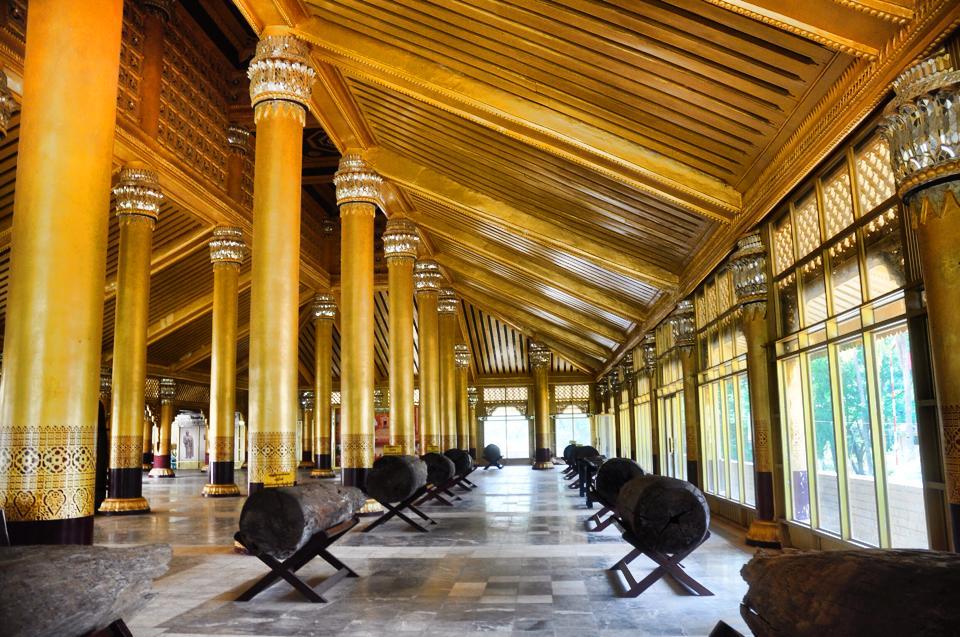 Kanbawza Thardi Palace Bago
