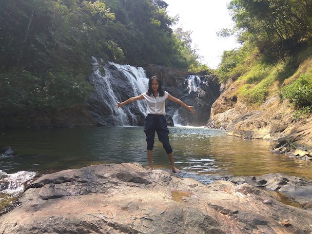 Maliwan Waterfall, Kawthaung, Myanmar