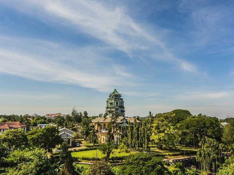Chin Tsong Palace