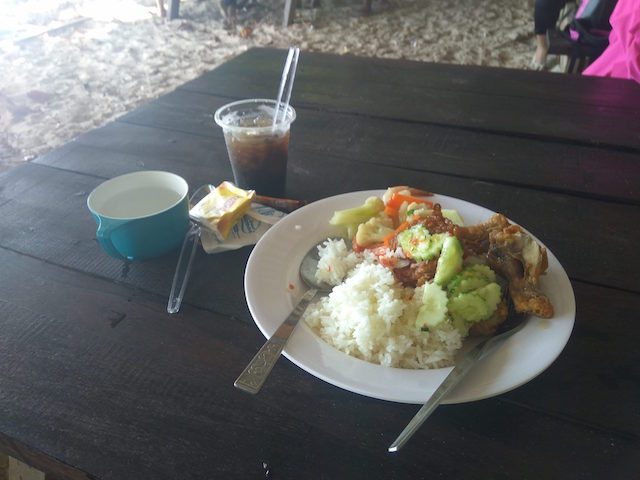 Buffet Lunch on Satan Island, Island Hopping, Mergui Archipelago, Myanmar