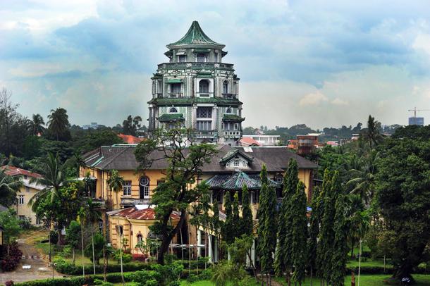 Chin Chong Palace
