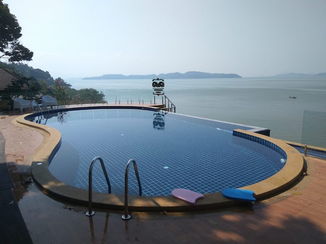 Victoria Cliff Hotel, Kawthaung, Myanmar
