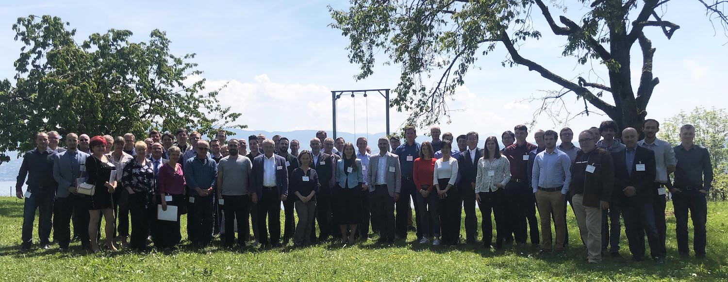DrM Filtration Day Seminar - group photo