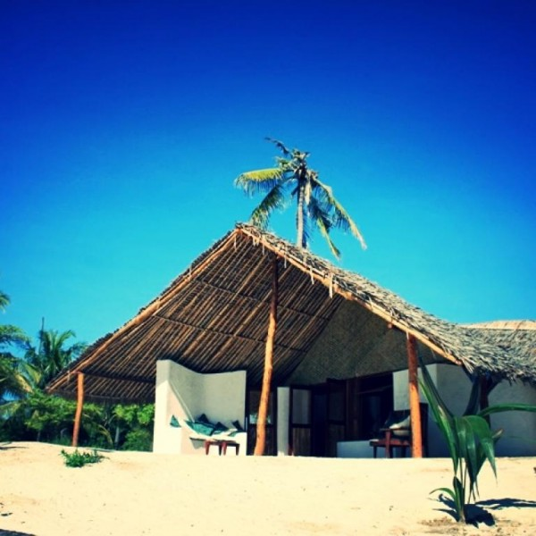 Guludo Beach Lodges in Mozambique