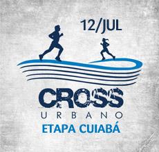 Cross Urbano CAIXA - Arena Multiuso do Pantanal