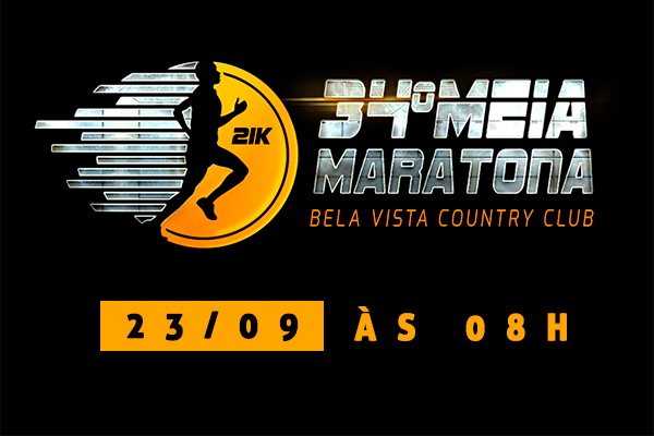 34ª Meia Maratona Bela Vista - 2018
