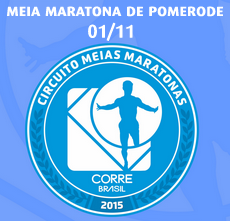 Meia Maratona de Pomerode 2015