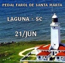 Pedal Farol de Santa Marta - 140 Km