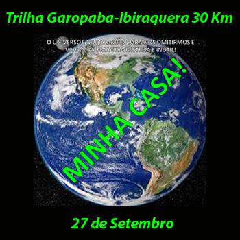 Trilha Garopaba-Ibiraquera 30 Km