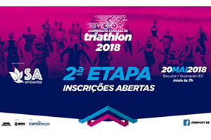 Campeonato Capixaba de Triathlon 2018 - 2ª Etapa