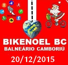 BIKENOEL - BALNEÁRIO CAMBORIÚ - Passeio Ciclístico