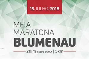 Meia Maratona de Blumenau 2018