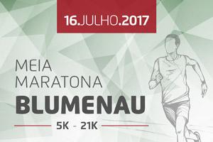 Meia Maratona de Blumenau 2017