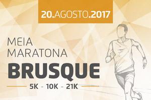 Meia Maratona Brusque 2017