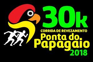 Corrida e Revezamento 30km Ponta do Papagaio 2018