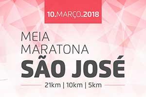 Meia Maratona de São José 2018