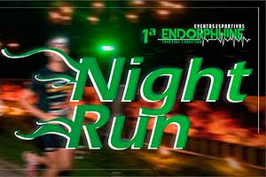 1ª Endorphhine Night Run 2018