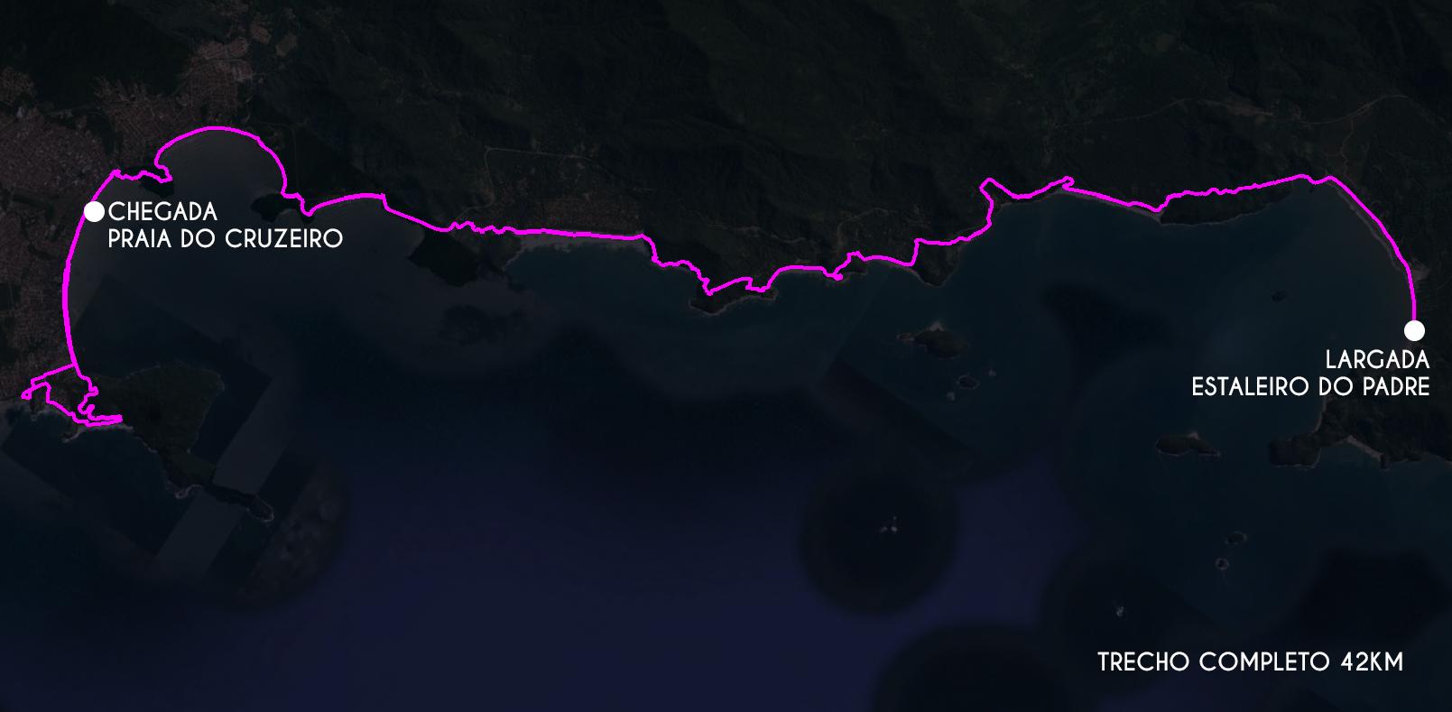 Mapa Completo 42k
