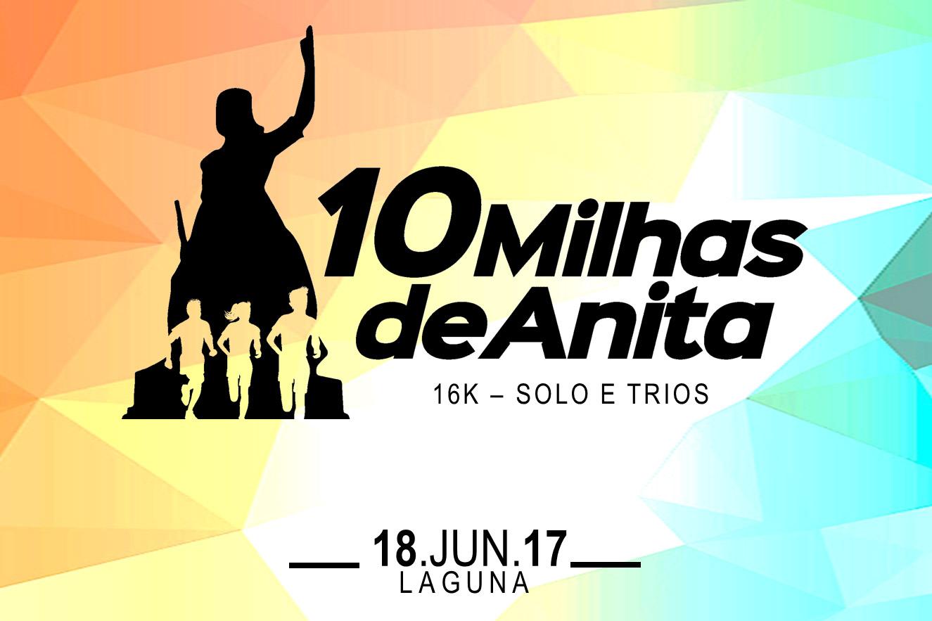 10 Milhas de Anita 2017