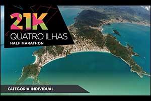21K Quatro Ilhas Half Marathon