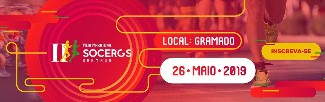 II Meia Maratona SOCERGS Gramado