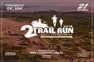 2ª Trail Run Morro Dos Conventos 2018