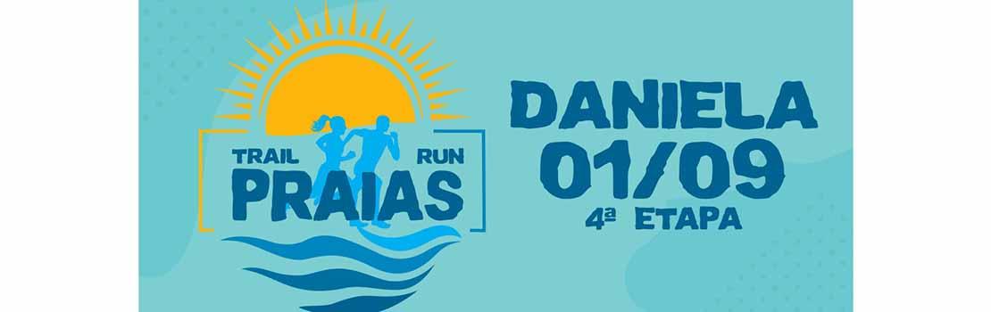 Trail Run Praias - Etapa Daniela