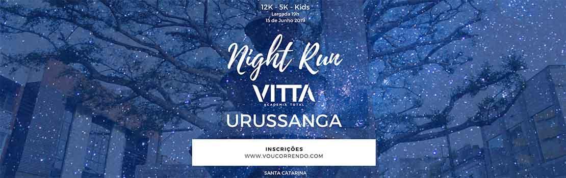 Night Run Vitta Urussanga
