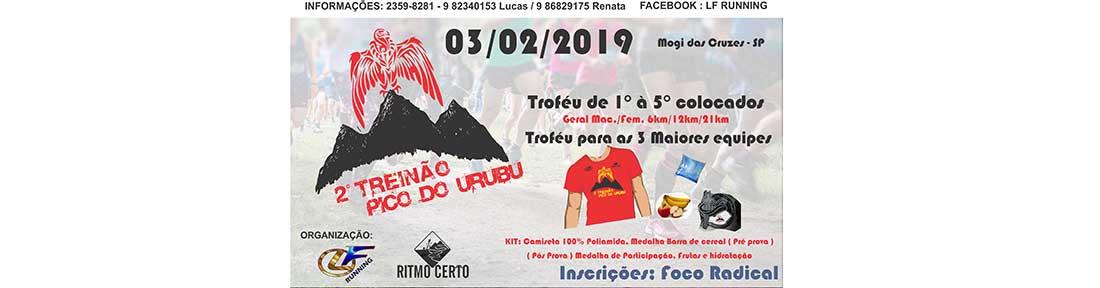 2º Treinão Pico Do Urubu 2019