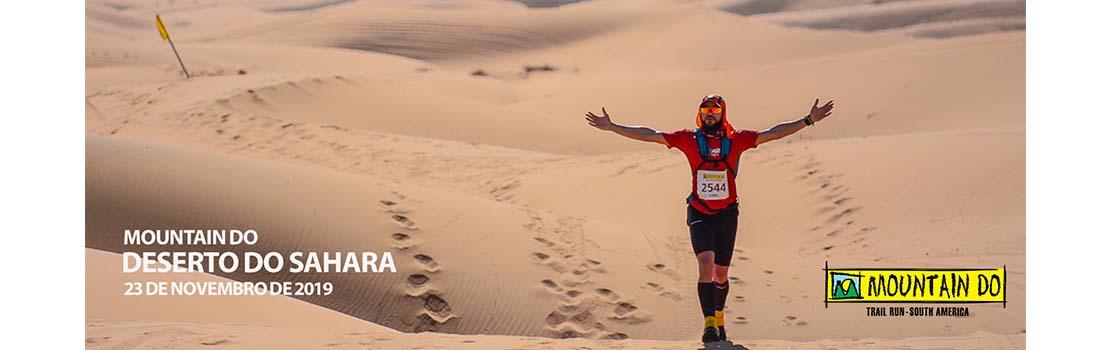 Mountain Do Deserto do Sahara 2019