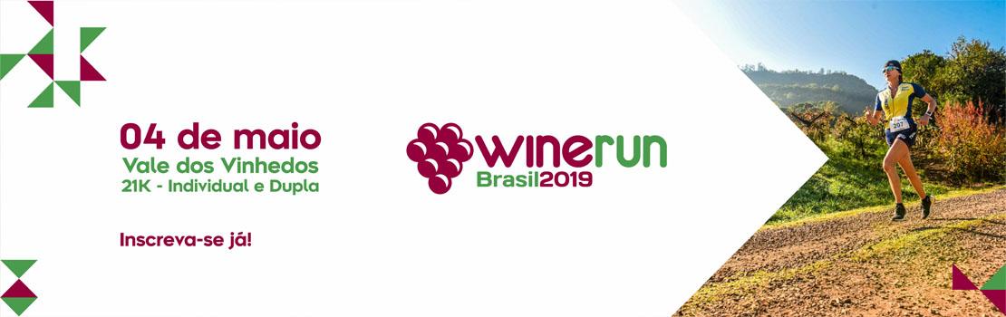 Wine Run Vale dos Vinhedos 2019