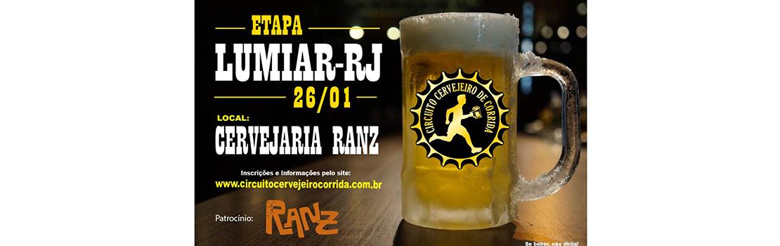 Circuito Cervejeiro de Corrida - Etapa Lumiar - 26/01
