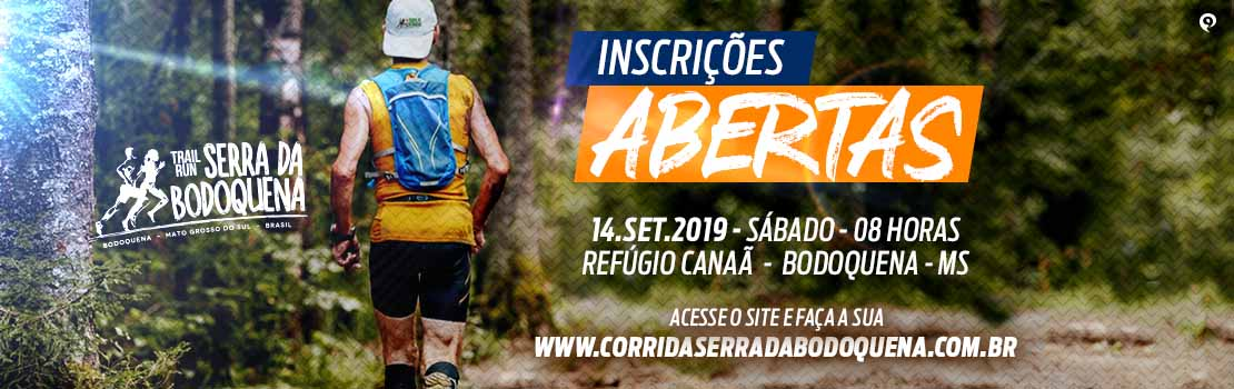 Trail Run Serra da Bodoquena