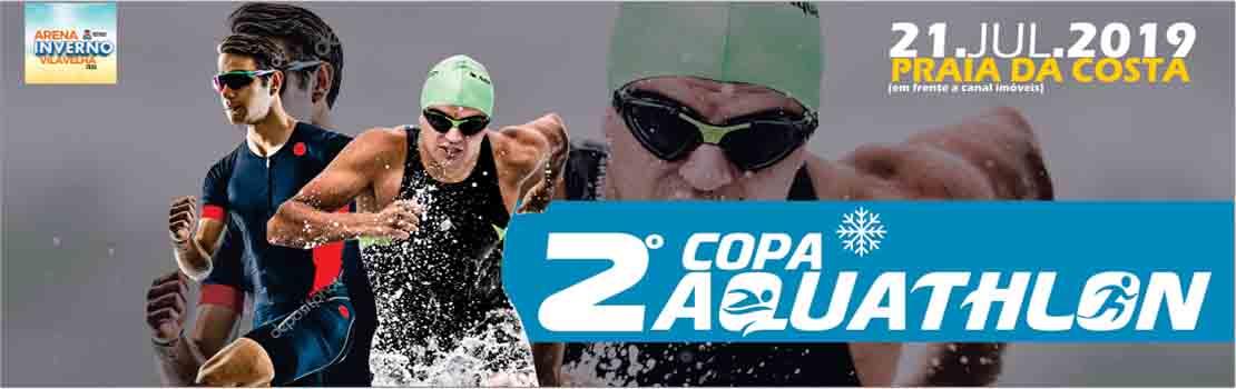2º Copa Aquathlon Arena de Inverno Vila Velha 2019