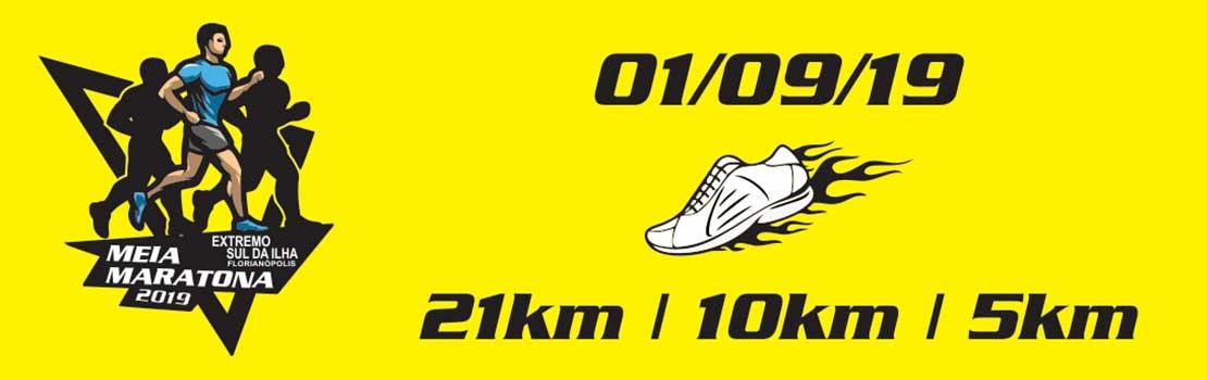 Meia Maratona Extremo Sul da Ilha - Florianópolis