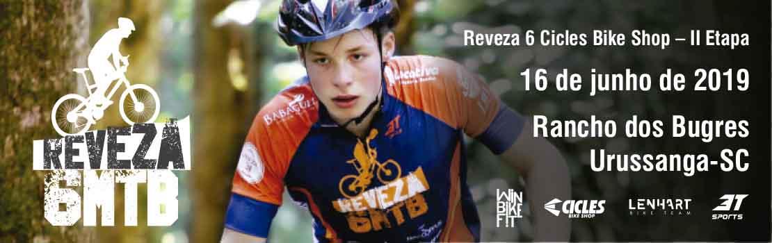 Reveza 6 Cicles Bike Shop - II Etapa