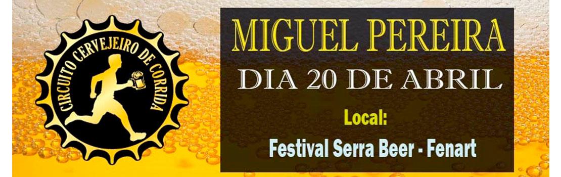 Circuito Cervejeiro de Corrida - Etapa Miguel Pereira - 20/04