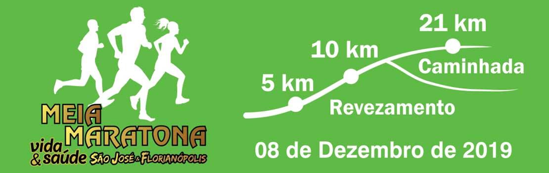 Meia Maratona São José a Florianópolis