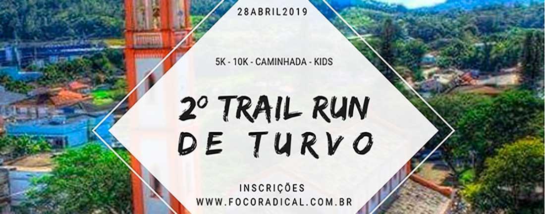 2º Trail Run de Turvo 2019
