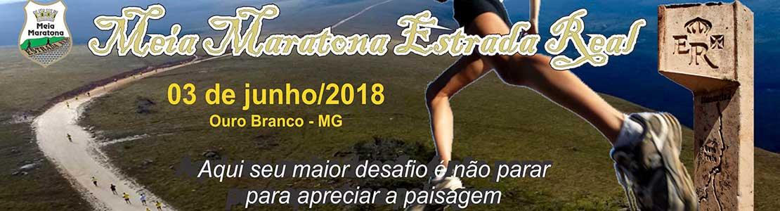 Meia Maratona Estrada Real 2018