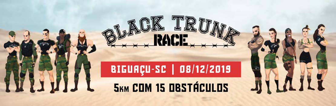 Black Trunk Race 2019 - Biguaçu