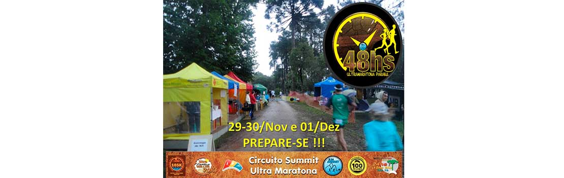 Ultra Maratona Paraná 2019