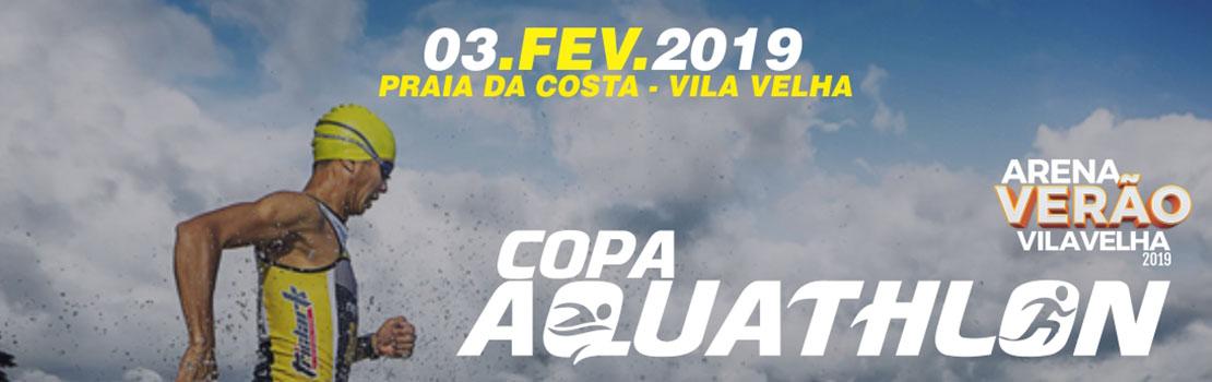 Copa Aquathlon Arena Verão Vila Velha 2019