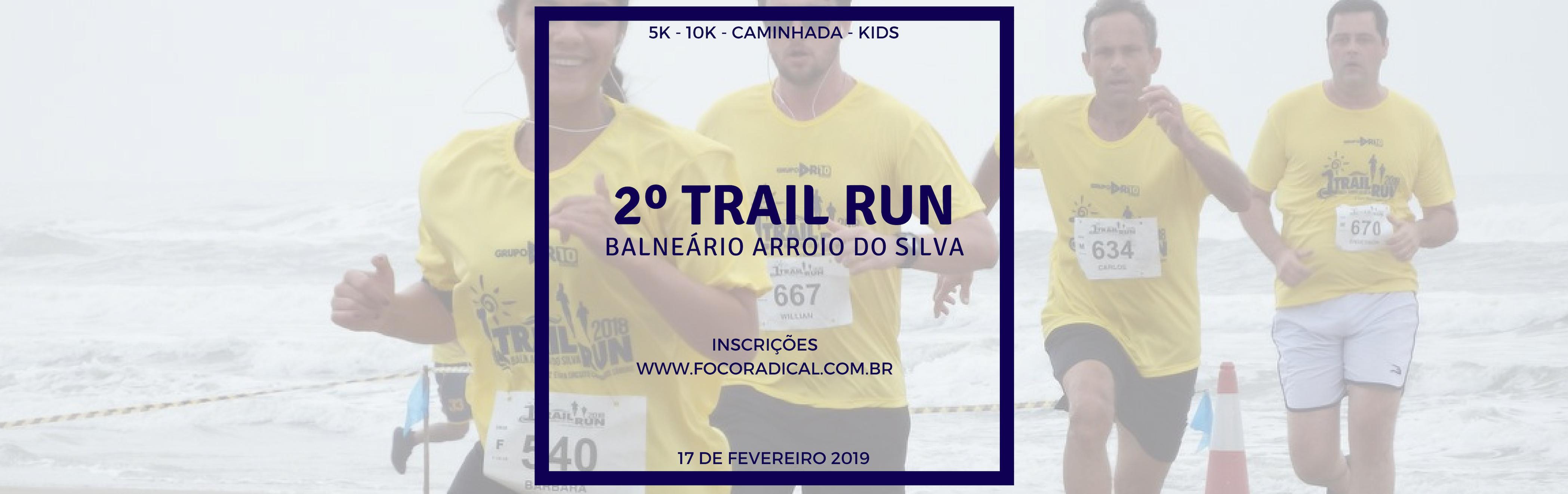 2º Trail Run Balneário Arroio do Silva