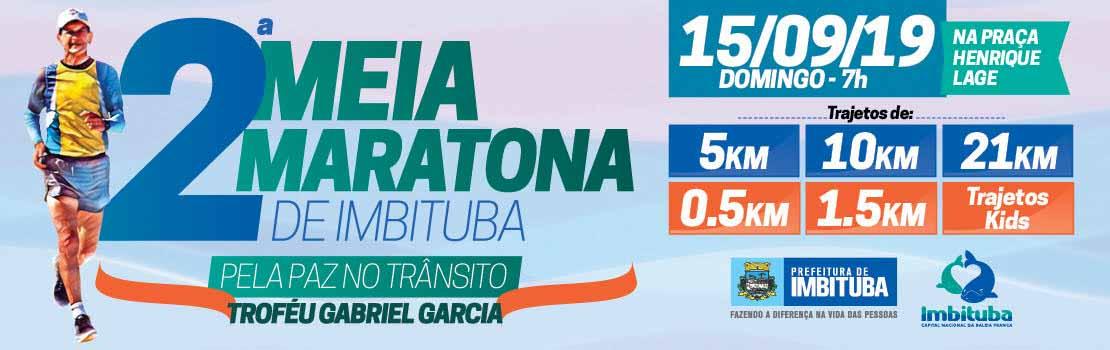 Meia Maratona Pela Paz no Trânsito - Troféu Gabriel Garcia