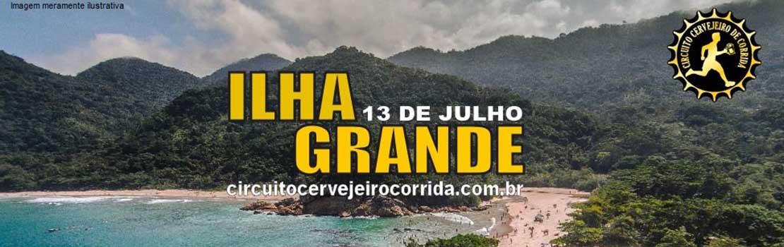 Circuito Cervejeiro de Corrida - Etapa Ilha Grande 13/07