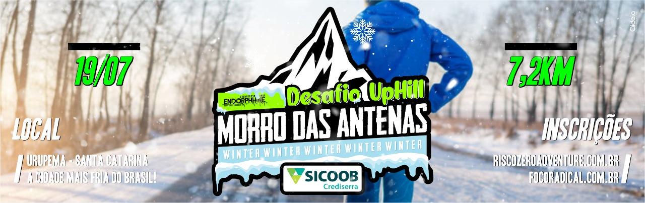 1º Desafio Uphill Winter Extreme Morro das Antenas