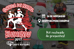 5ª Corrida de Natal de Blumenau 2017